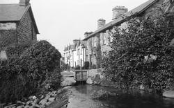 The Garthangharad Hotel And Weir 1936, Llwyngwril