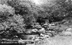 Llwyngwril, The Glen c.1935