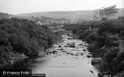 Llwyngwril, The River 1936
