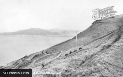 Llwyngwril, The View Towards Barmouth c.1960