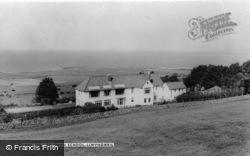 Ty Gwyn School c.1960, Llwyngwril