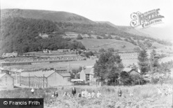 Llwynypia, From The Mountain c.1955