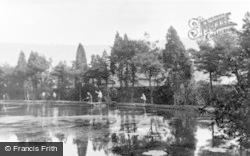 Lake Glyncornel c.1955, Llwynypia