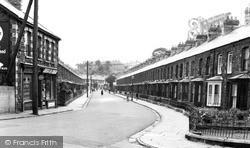 Sherwood Street c.1955, Llwynypia