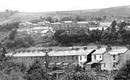 Llwynypia, the Hospital c1955