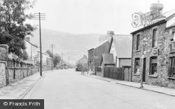 Tyntyla Road c.1955, Llwynypia