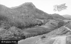 Llyfnant Valley, 1892