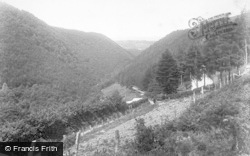 Llyfnant Valley, And Three Counties 1901