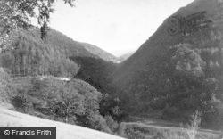 Llyfnant Valley, c.1900