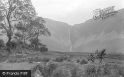 Llyfnant Valley, Cwm Rhiadr Falls 1892