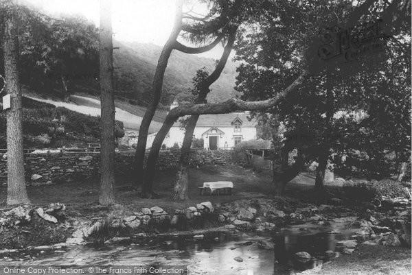 Llyfnant Valley photo