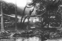 Llyfnant Valley, Tymawr Farm 1892