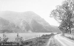 Llyn Cwellyn, Cruig Cwm Bychan 1895