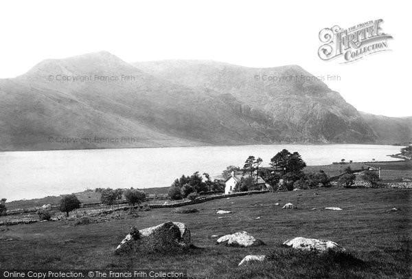 Photo of Llyn Cwellyn, View 1895