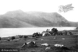 Llyn Cwellyn, View 1895