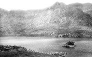 Example photo of Llyn Idwal
