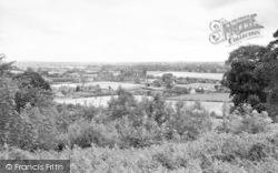 Llynclys, General View c.1960