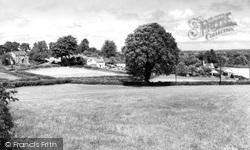 Llynclys, Sweeney Mountain c.1960