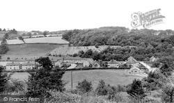 Llynclys, The Council Houses c.1960