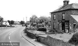 Llynclys, The Post Office c.1960