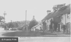 Llyswen, The Village c.1955