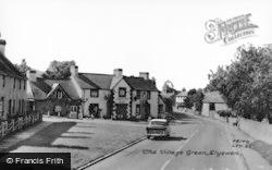 Llyswen, Village Green c.1960