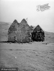 Loch Assynt, Calda House 1952