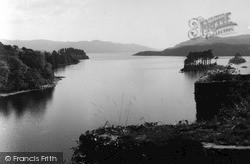 Loch Awe, 1955