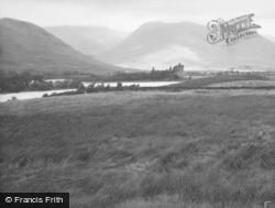 Loch Awe, And Kilchurn Castle From The South 1949
