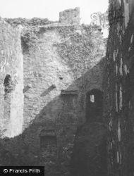 Loch Awe, Ardchonnel Castle 1955