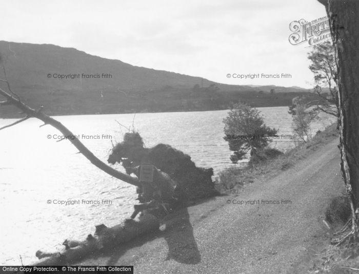 Photo of Loch Dhughaill, Glen Shieldaig 1962