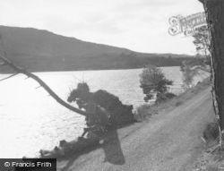 Loch Dhughaill, Glen Shieldaig 1962