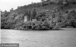 Loch Dochart, Castle 1952