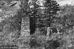Loch Dochart, Castle 1963