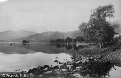 Loch Earn, And St Fillans 1904