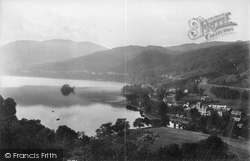 And St Fillans 1904, Loch Earn