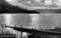General View c.1930, Loch Earn