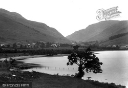 Loch Earn, Head And Glen Ogle 1899