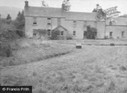 Loch Eil, Fassifern House 1949