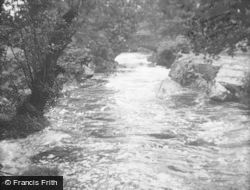 Loch Eil, Near Fassfern 1949