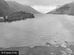Loch Eil, Near Glenfinnan 1952