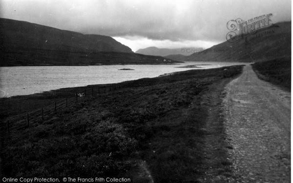 Loch Ericht photo