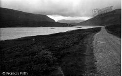 Loch Ericht, 1949