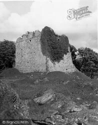 Loch Fyne, Castle Lachlan 1960