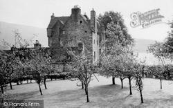Loch Fyne, Dunderave Castle 1949