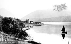 Loch Fyne, Head Of The Loch c.1890