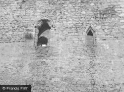 Loch Goil, Carrick Castle, Window Exterior 1960