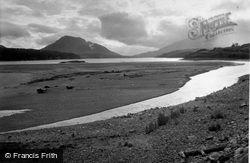 Loch Laggan, 1949