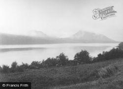 Loch Laggan, 1957