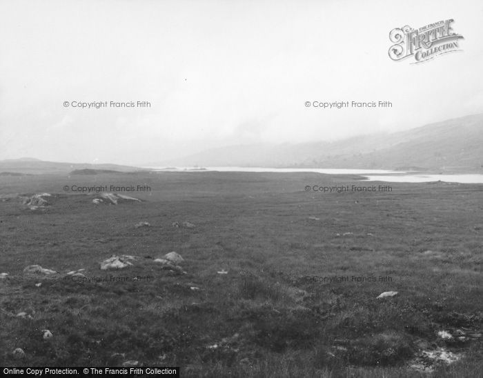 Photo of Loch Laidon, From Rannoch 1954